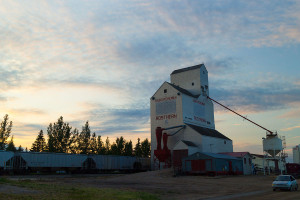 Rosthern Elevator Photo credit: Ryan Goolevitch