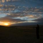 Qu'Appelle Sunset Photo credit: Ryan Goolevitch