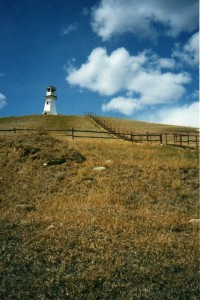 Lighthouse on the Prairie Photo credit: From log by CDNWhiteHawk