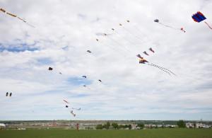 Windscape Kite Festival Photo credit: Tourism Saskatchewan/ Greg Huszar Photography