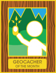 April 2014 North American Geocacher of the Month