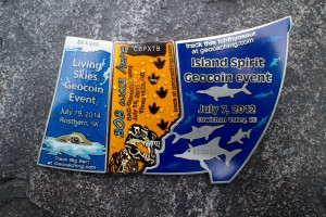 Geocoin Event Set 2