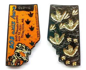 BoB Geocoin Event Coin