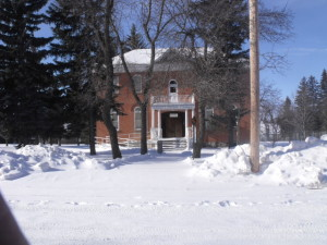 Rosthern Mennonite Museum Photo Credit: Norm Schroeder