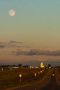 Road Trip Moon Photo credit:  Ryan Goolevitch
