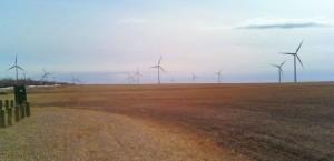 Southwest Saskatchewan Wind Farm