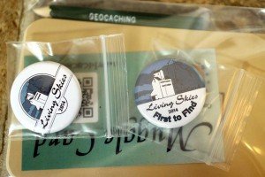 Living Skies & FTF Buttons
