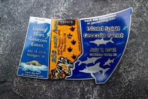Geocoin Event Set 2