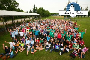 Living Skies 2014 MEGA Group Photo