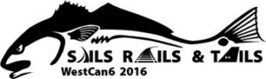 Sails Rails and Tails Logo